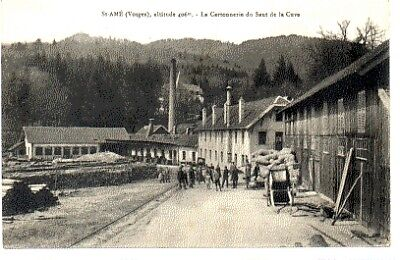 (S-94040) France - 88 - St Ame Cpa