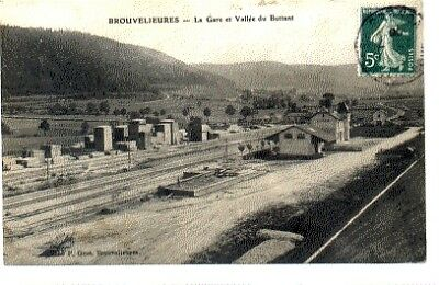 (S-98679) France - 88 - Brouvelieures Cpa