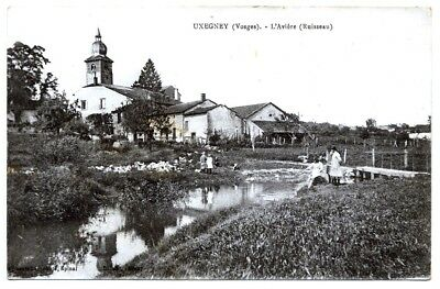 (S-100513) France - 88 - Uxegney Cpa