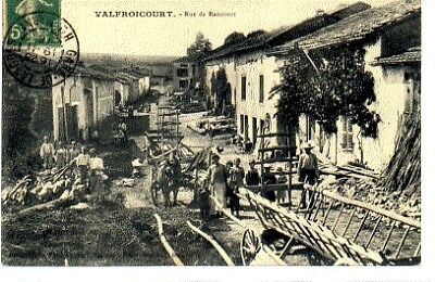 (S-94036) France - 88 - Valfroicourt Cpa
