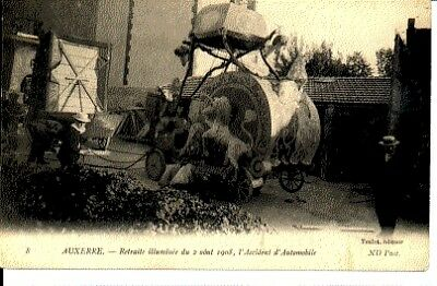 (S-30568) FRANCE - 89 - AUXERRE CPA      TOULOT ed.