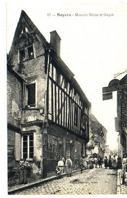 (S-92317) FRANCE - 89 - NOYERS CPA      FRONTIER ed.