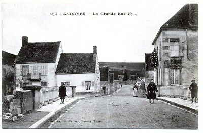 (S-105683) France - 89 - Andryes Cpa