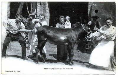 (S-110247) France - 89 - Chailley Cpa