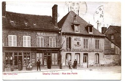 (S-105695) France - 89 - Charny Cpa