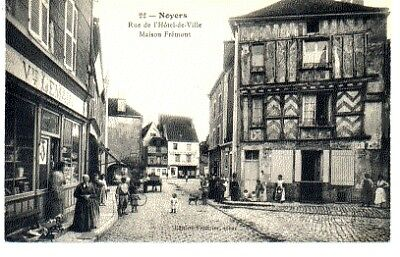 (S-92318) FRANCE - 89 - NOYERS CPA      FRONTIER ed.