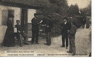 (S-48943) France - 90 - Delle Cpa