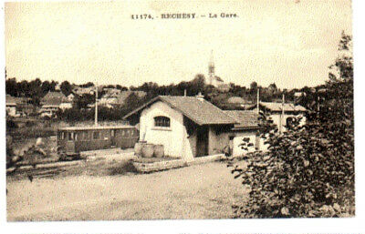 (S-100617) France - 90 - Rechesy Cpa