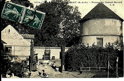 (S-25288) FRANCE - 91 - ORSAY CPA      MALCUIT  ed.