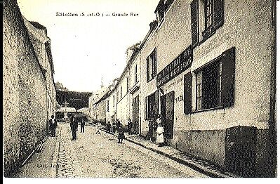 (S-57021) France - 91 - Etiolles Cpa