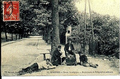 (S-25391) FRANCE - 92 - SURESNES CPA      MARMUSE P.  ed.