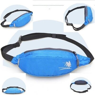 Mini Running Bum Bag Travel Jogging Handy Hiking Sport Pack Waist Belt Zip Pouch