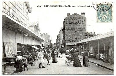 (S-100737) France - 92 - Bois Colombes Cpa