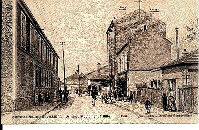 (S-57025) France - 92 - Gennevilliers Cpa