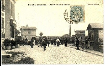 (S-72735) France - 93 - Le Blanc Mesnil Cpa