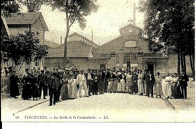 (S-57018) FRANCE - 94 - VINCENNES CPA      L.L. ed.