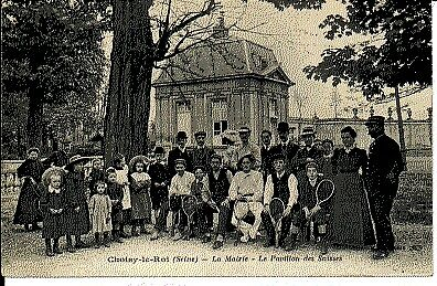 (S-63712) FRANCE - 94 - CHOISY LE ROI CPA      B.F. PARIS ed.