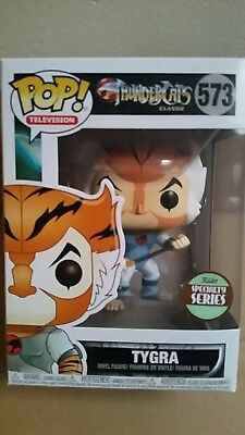 Funko POP! TV Thundercats Tygra Small Store Specialty Series Exclusive