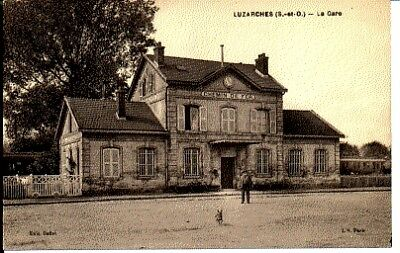 (S-72540) France - 95 - Luzarches Cpa