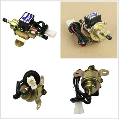 Universal 12V Car Low Pressure Gas Gasoline Diesel Electronic Inline Fuel Pump