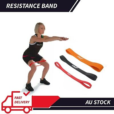 Heavy Duty Resistance Power Training Band Gym Fitness Exercise Yoga Loop Workout