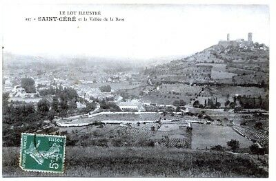 (S-93896) France - 46 - St Cere Cpa
