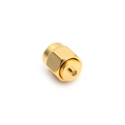 Brand New SMA male plug to IPX UFL male plug center RF adapter connector JS
