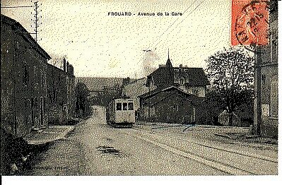 (S-73371) France - 54 - Frouard Cpa