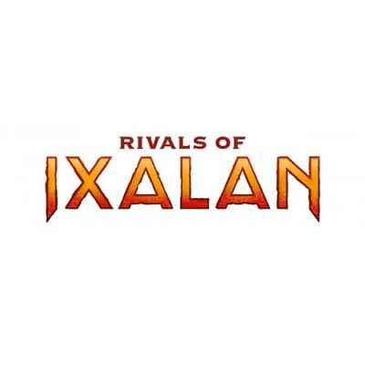 MTG RIVALS OF IXALAN * Complete Set with Mythics x1