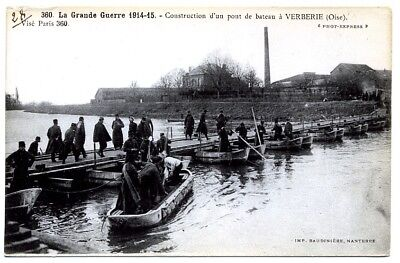 (S-104666) FRANCE - 60 - VERBERIE CPA      PHOT-EXPRESS ed.