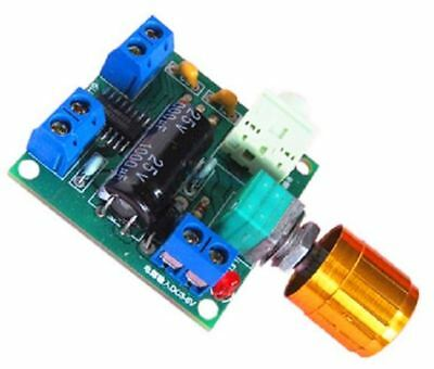 6W+6W PAM8406  Dual Channel Stereo Audio Amplifier Module with Volume Control
