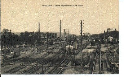 (S-80074) France - 54 - Frouard Cpa