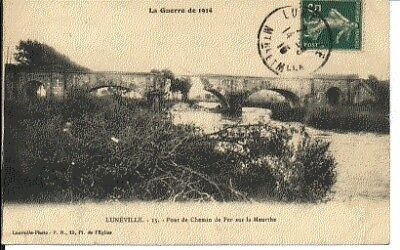 (S-80156) France - 54 - Luneville Cpa