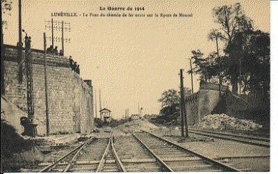 (S-80177) France - 54 - Luneville Cpa