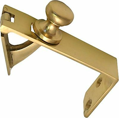 Counter Flap Catch Polished Brass Bar Pub Shop Counterflap Latch
