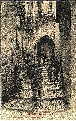 (S-6563) FRANCE - 04 - SISTERON CPA      CLERGUE  ed.