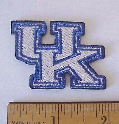 University Of Kentucky Wildcats Embroidered Logo Patch