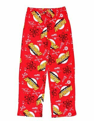Lounge Pants: The Big Bang Theory - Bazinga!