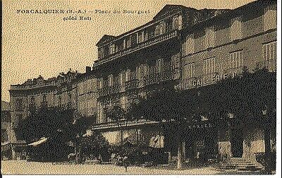 (S-6256) FRANCE - 04 - FORCALQUIER CPSM      SATURNIN ed.