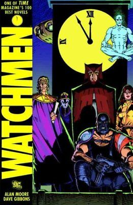 Watchmen TP International Edition by Dave Gibbons 9781401219260 (Hardback, 2008)