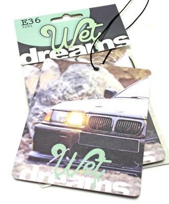 Wet Dreams E36 Air Freshener 3 Cabriolet Compact Coupe Dub