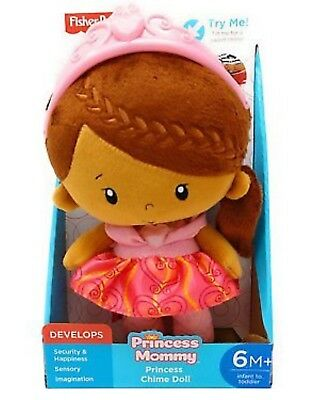 Fisher Price Princess Chime African America Doll
