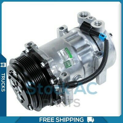 NEW A/C COMPRESSOR for Kenworth T800, W900/ Peterbilt 379, 387