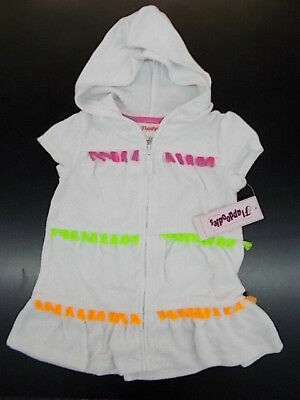 Toddler & Girls Flapdoodles $28 Swimsuit Coverup Size 2/2T - 6X