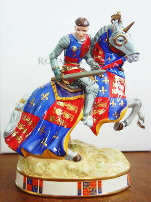 Royal Doulton Hn Icon Series HENRY V AT AGINCOURT Figurine #HN5656  - NEW!