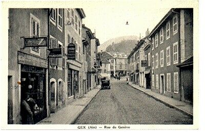 (S-83486) France - 01 - Gex Cpa