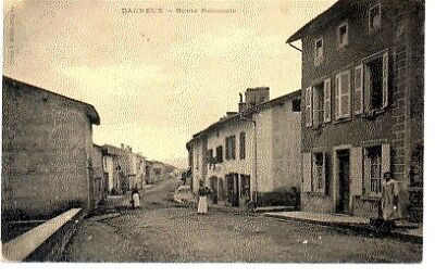 (S-91901) France - 01 - Dagneux Cpa