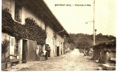 (S-95180) France - 01 - Meyriat Cpa