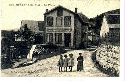 (S-96394) France - 01 - Montanges Cpa