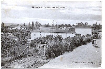 (S-106933) FRANCE - 01 - LEYMENT CPA      FERRAND L.  ed.